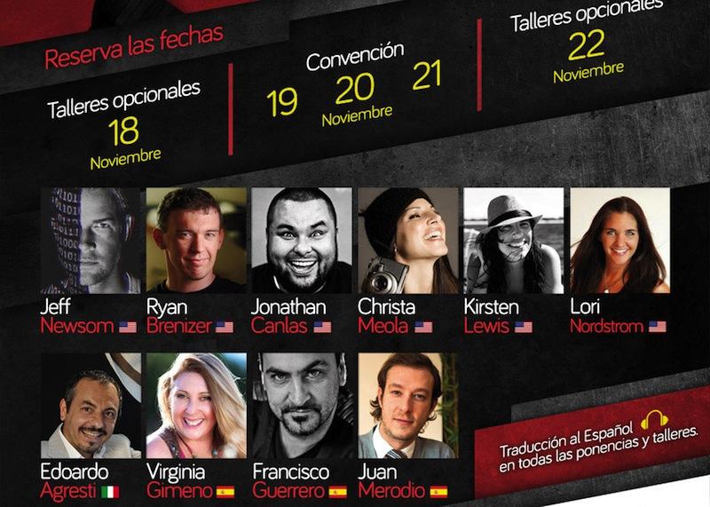 Convención Internacional del Foro de Fotógrafos